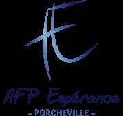 Logo afp esperance degrade bleu